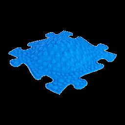 Orthopuzzle - Sensorik Matte Küste mit harter Oberfläche in Blau
