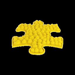 Sensorik Matte Schnecken-mini mit weicher Oberfläche in Gelb - Ortho-Puzzle