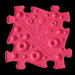 Sensorik Matte Ortho-puzzle mit harter Oberfläche in Pink